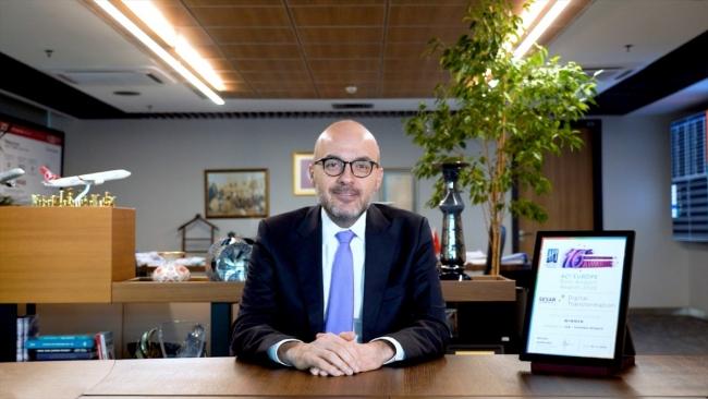 Fotoğraf: İGA Havalimanı İşletmesi İcra Kurulu Başkanı ve Genel Müdürü Kadri Samsunlu