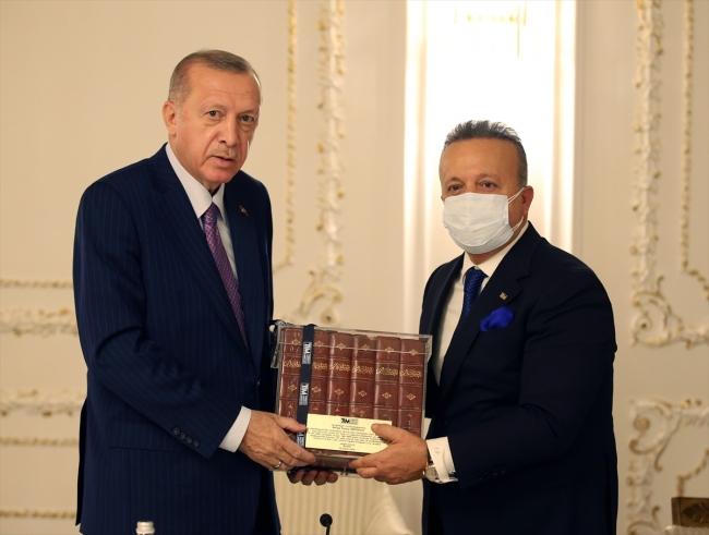 Cumhurbaşkanı Erdoğan: Türkiye'yi yeni bir yükseliş trendine sokacağız