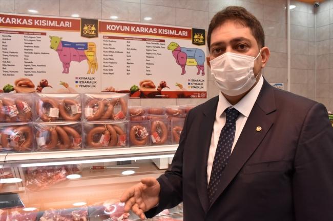Fotoğraf: AA / Erzurum Ticaret Borsası Yönetim Kurulu Başkanı Hakan Oral