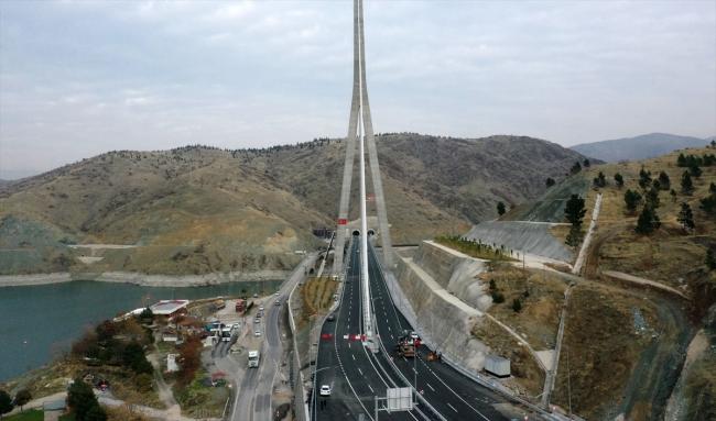 'Kömürhan Köprüsü' açıldı