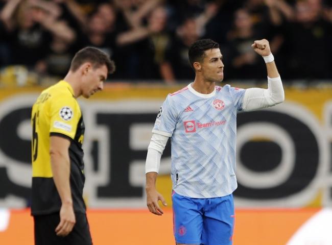 Ronaldo rekorlarla başladı