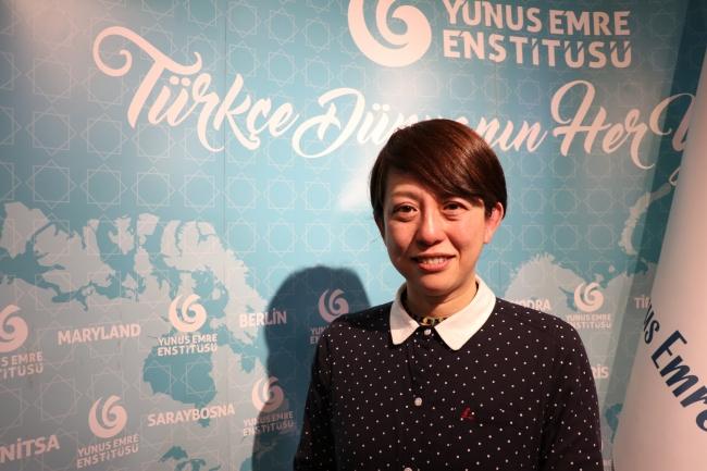 Japon tezhip sanatçısı Türk motiflerini Japon tarzıyla birleştirdi
