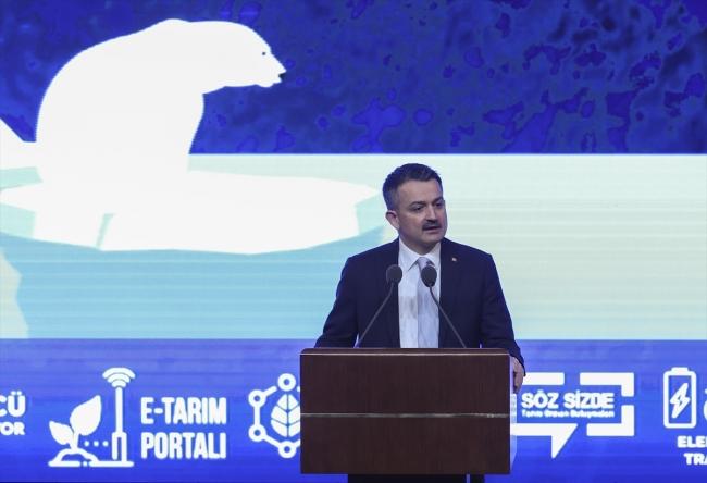 Tarım ve Orman Bakanı Bekir Pakdemirli / Fotoğraf: AA