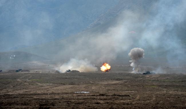 Kırgızistan Silahlı Kuvvetleri geniş çaplı askeri tatbikat düzenledi