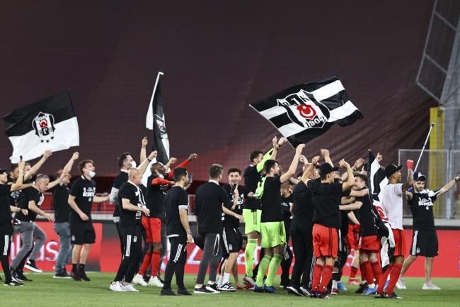 59. Türkiye Kupası Beşiktaş'ın - Son Dakika Haberleri