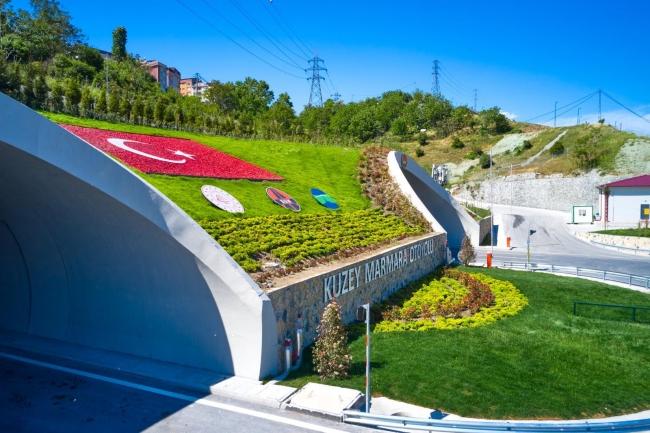 Kuzey Marmara Otoyolu'nun tamamı yarın hizmete açılacak