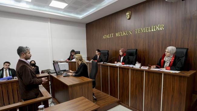 Hakim ve savcı adaylarına eğitim