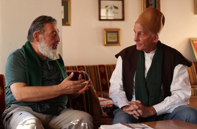 ABD'li Katolik papaz Müslüman olup Konya'ya yerleşti