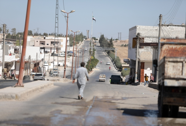 Barış Pınarı Harekatı ile terör koridoru parçalandı