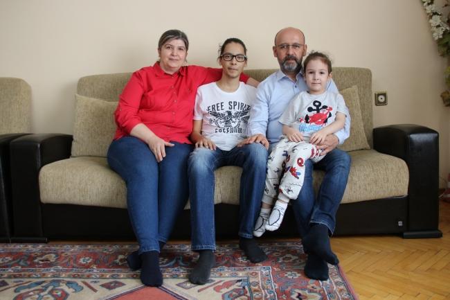 Talasemi hastası genç azmedip genetik bölümü kazandı