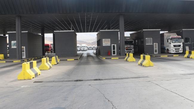 Habur Sınır Kapısı yenilendi