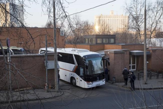 Moskovadan Rus diplomatları sınırdışı eden ülkelere misilleme