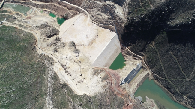silvan barajı ile ilgili görsel sonucu