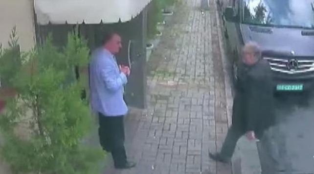 TRT World Cemal Kaşıkçı'nın öldürüldüğü yerin görüntülerine ulaştı