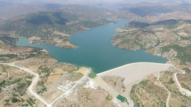 Yukarı Afrin Barajı yarın açılıyor