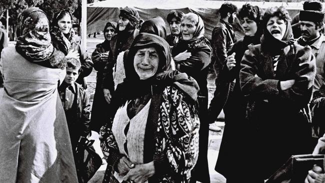 Unutulmayacak acı 'Hocalı Katliamı'