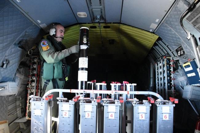 Tatbikat kapsamında Deniz Karakol Uçakları da farklı görevler icra edecek. Foto: AA