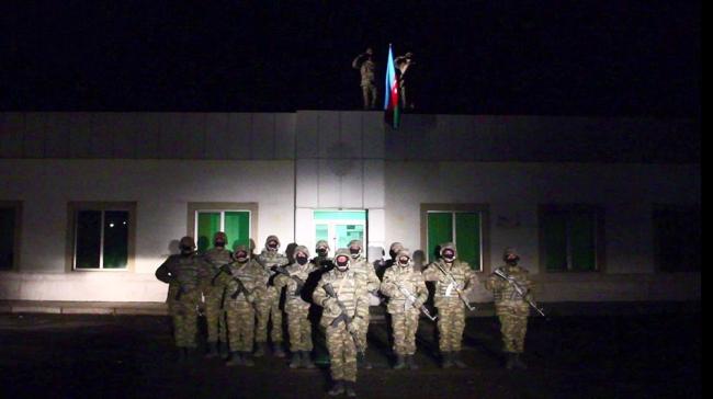 Azerbaycan ordusunun 103'üncü yılı - Son Dakika Haberleri
