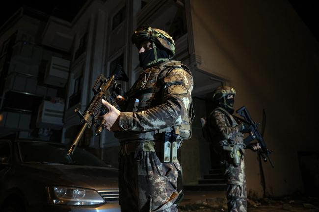 Terör örgütü DEAŞ'a ağır darbe vuruldu