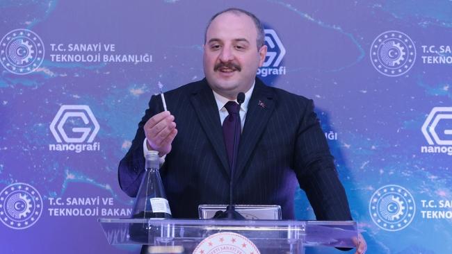 Türkiye'nin ilk grafen seri üretim tesisi açıldı