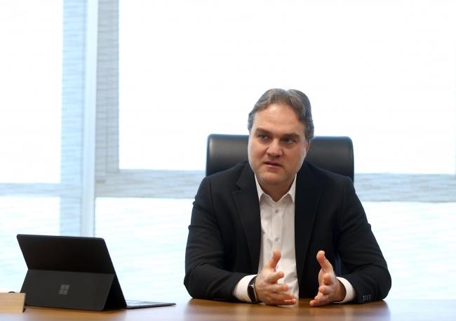 TÜBİTAK SAGE Müdürü Gürcan Okumuş. Foto: AA