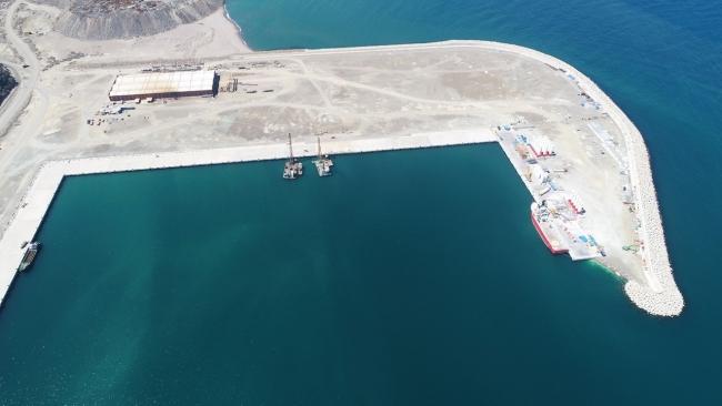 Filyos Limanı ile boğazların trafik yükü azalacak