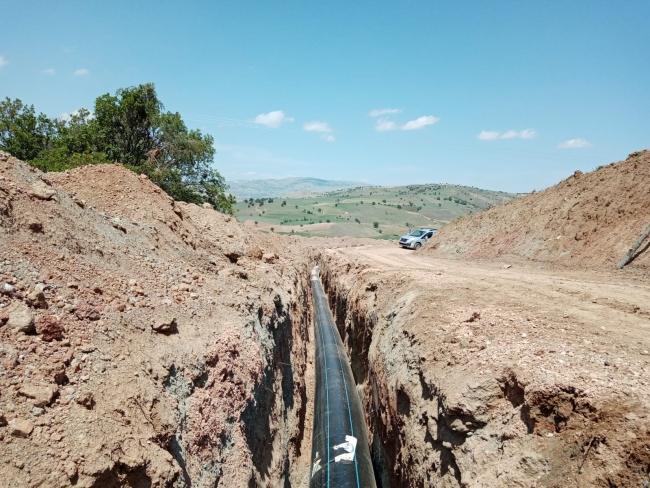 İncesu Barajı'ndan ekonomiye yıllık 7,5 milyon lira katkı bekleniyor