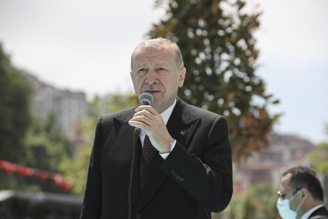 Cumhurbaşkanı Erdoğan: Yeni müjdeler gelebilir