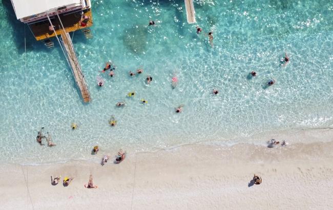 Turizmde bayram yoğunluğu: Doluluk yüzde 100'e ulaştı