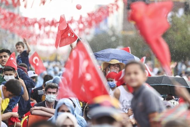 Cumhurbaşkanı Erdoğan: Sele maruz kalan alanlar afet bölgesi ilan edilecek