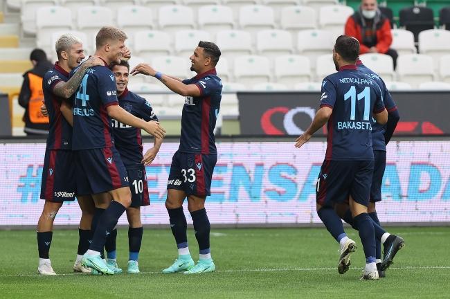 Trabzonspor Konya'ya takıldı