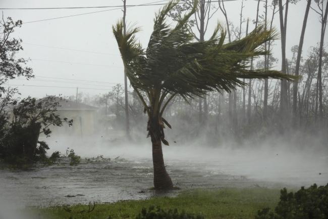 Dorian Kasırgası Bahamaları vurdu - Internet Haber