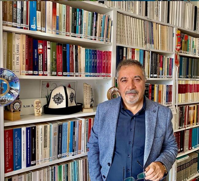 Muğla Sıtkı Koçman Üniversitesi Öğretim Üyesi Prof. Dr. Ali Akar
