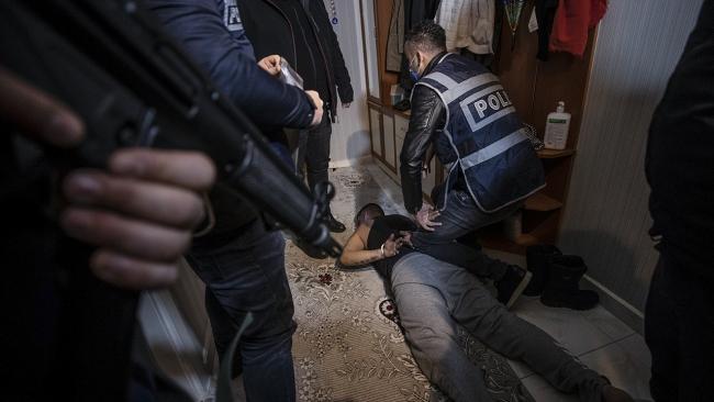 Ankara'da esnafı haraca bağlayan suç örgütü çökertildi
