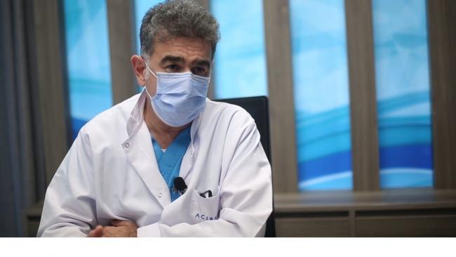Enfeksiyon Hastalıkları Uzmanı Profesör Çağrı Büke