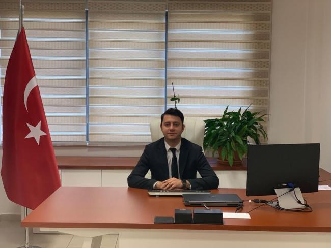 Acil Çağrı Teknik Hizmetler Şube Müdürü Burak Kalpakçıoğlu