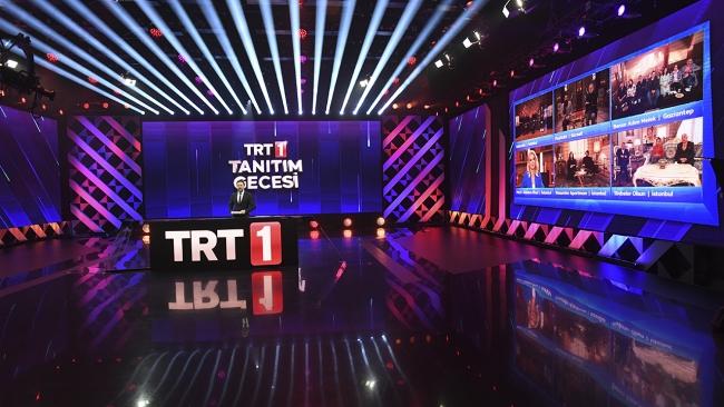 Türkiye'nin ekranı TRT 1 yenilendi
