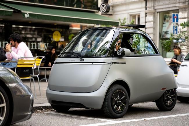 Kent içi ulaşımları küçük ve elektrikli araçlarla sağlama fikri üreticileri de sarmaya başladı.