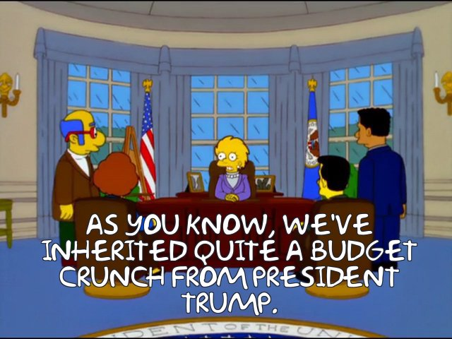 ABD'nin siyasi fütürologları: Simpsonlar