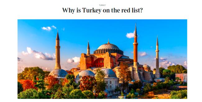İngiliz turistler Türkiye'ye gelebilmek için imza kampanyası başlattı