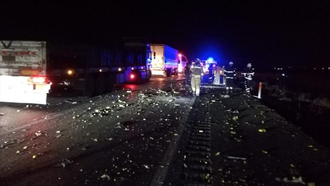 Mardin'de feci kaza: 2 ölü
