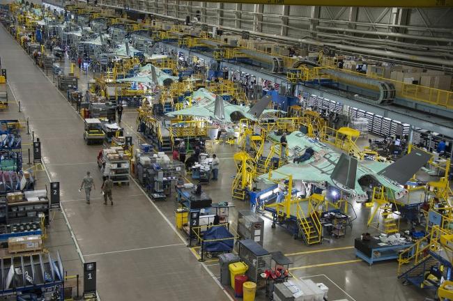 F-35 üretim süreci neredeyse en başından bu yana çok farklı sıkıntılara sahne oldu.