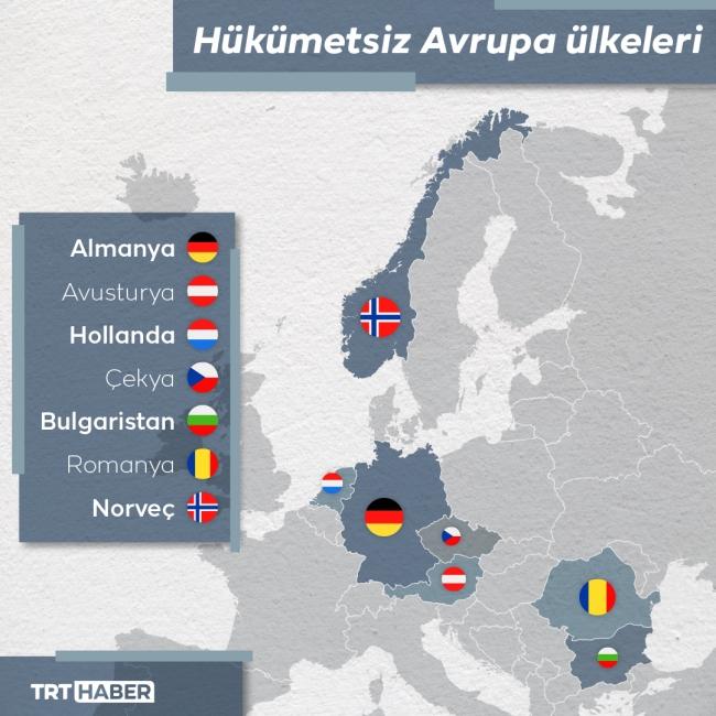 Harita: TRT Haber