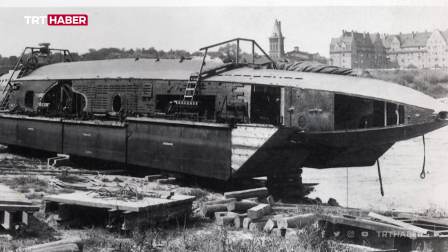 Karadeniz'in dibindeki Alman denizaltılarının sıra dışı hikayesi
