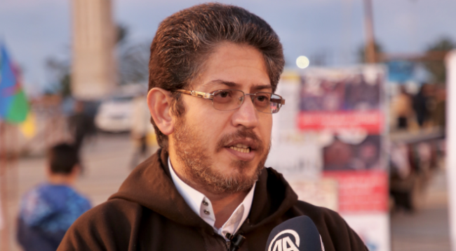 Libyalı Ziraat Mühendisi Mahmud Durgam | Fotoğraf: AA