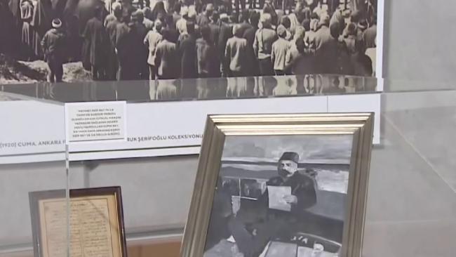 'Mebus ve Şair: Mehmet Akif Ersoy' sergisi Milli Şair'in yaşamına ışık tutacak