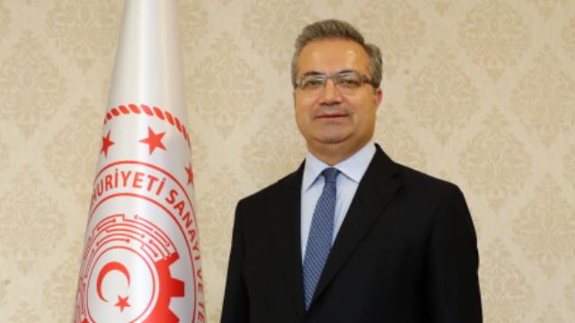 Sanayi ve Teknoloji Bakanlığı Teşvik Uygulama ve Yabancı Sermaye Genel Müdürü Dr. Mehmet Yurdal Şahin
