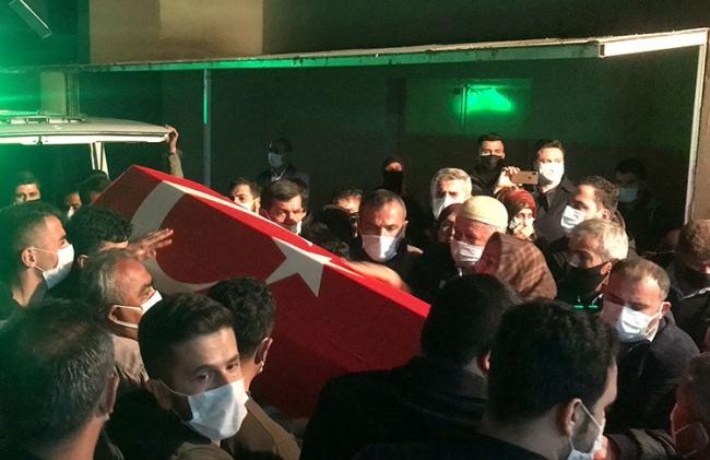 Gara'da şehit edilen vatandaşların naaşları memleketlerine getiriliyor