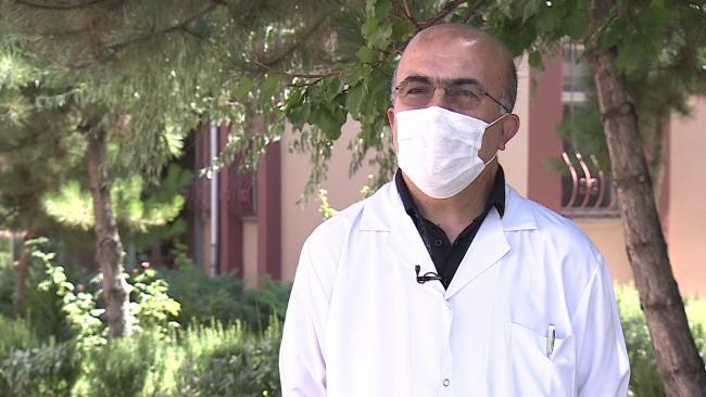 Sağlık Bilimleri Üniversitesi Enfeksiyon Hastalıkları ve Klinik Mikrobiyoloji Uzmanı Prof. Dr. Mustafa Ertek