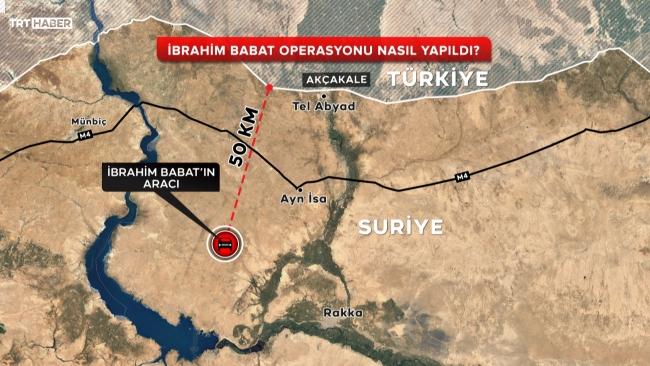 Suriye'de derin operasyon